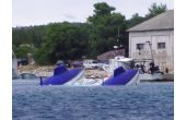 Že by víc fouklo? Chorvatsko, Bora 6/2005, téma: Námořní jachting, 0.místo