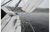 zima ale paráda..., téma: Jachting v zimě, 1.místo