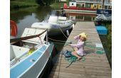 Elegance při vyvazování, téma: Děti na lodi, 1.místo