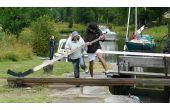 Děti je třeba za plavby zaměstnat - Göta kanál, téma: Děti na lodi, 6.místo