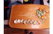 Pro Sněhurku a 7 trpaslíků, téma: 2014 Lodní kuchyně, 3.místo