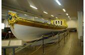 Kočár na vodě, téma: 2014 Historické plavidla, 3.místo